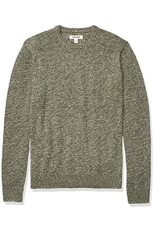 Goodthreads Supersoft Marled Crewneck Sweater Olive