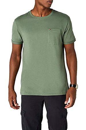 Tommy Jeans Men's Detail Pkt Knit Short Sleeve Crew Neck T-Shirt