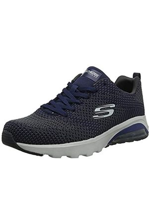 Skechers Men's Skech-AIR Extreme Trainers, (Navy Charcoal Nvcc)