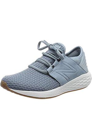 New Balance Women's Fresh Foam Cruz v2 Running Shoes, (Smoke Smoke )