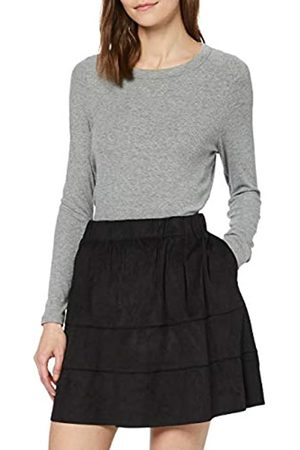 Name it Women's Nmlauren Faux Suede Skirt Noos