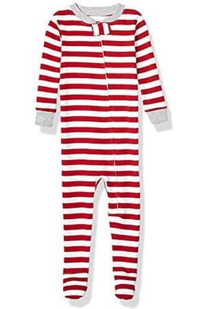 Amazon Unisex-child Baby and Toddler Zip-front Footed Sleeper Pajamas Baby and Toddler Zip-front Footed Sleeper Pajamas Sleepers
