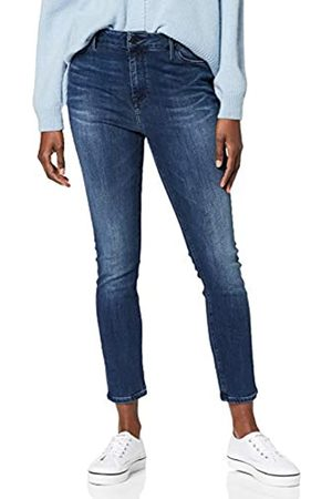Tommy Hilfiger Damen Harlem Ultra Skinny Hw Dina Straight Jeans Straight Jeans