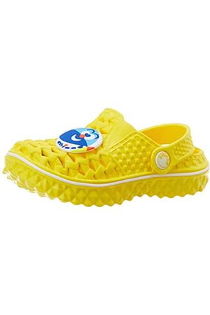 chicco Unisex Kids' Sabot Mango Clogs, (Giallo 610)