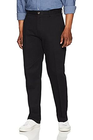 Amazon Essentials Classic-Fit Wrinkle-Resistant Flat-Front Chino Pant True )