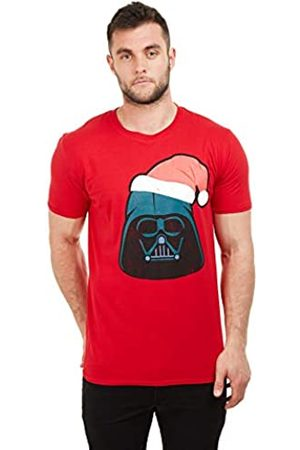STAR WARS Men's VADER SANTA T-Shirt