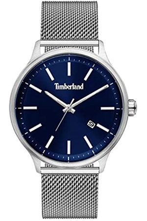 Timberland Mens Analogue Quartz Watch with Stainless Steel Strap TBL15638JS.03MM