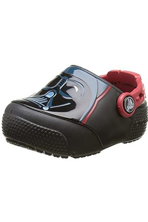 Crocs Boys' Fun Lab Lights Darth Vader Clogs