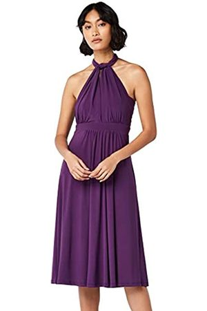 TRUTH & FABLE Amazon Brand - Women's Multiway Midi Dress, 16