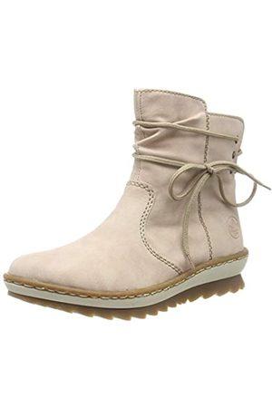 Rieker Women's Herbst/Winter Ankle Boots, (rosa / 33 33)