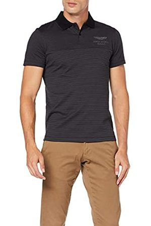 Hackett Men's Amr Pcd Str Jsy Polo Shirt)