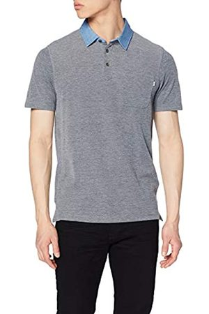 Jack & Jones Men's Jprdarren Blu. Polo Ss Shirt