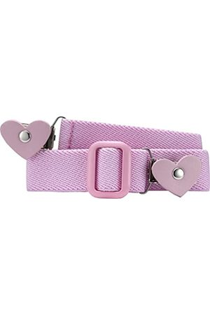 Playshoes Elastic With Hearts Clips Girls Belt