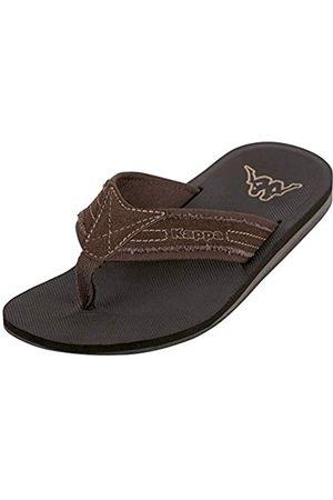 Kappa Men's SEA Flip Flops, (5050 5050 )
