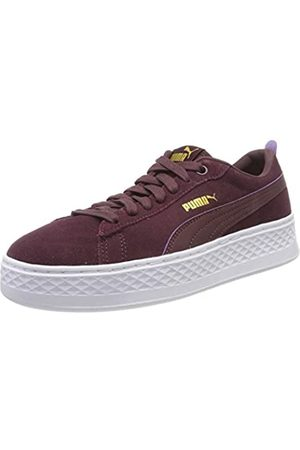 Puma Women's Smash Platform SD Trainers, Vineyard Wine Team