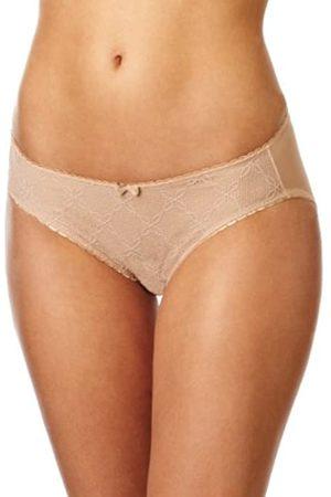 Le Mystere Le Mystere Women's Delphine Bikini Brief, Sheer