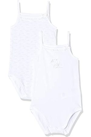 chicco Baby Girls' Set 2 Body Bimba Con Spallina Stretta Bodysuit