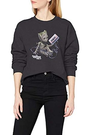 Marvel Women's Guardians of The Galaxy Vol2 Groot Tape T-Shirt