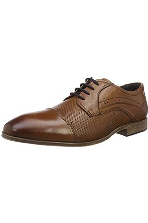s.Oliver Men's 5-5-13200-22 Oxfords, (Cognac 305)