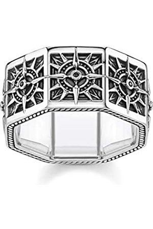 Thomas Sabo Men Silver Ring TR2275-643-11-68