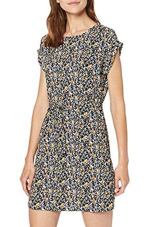 Vero Moda Women's Vmsimply Easy Ss Short Dress, ( AOP:Karen- )