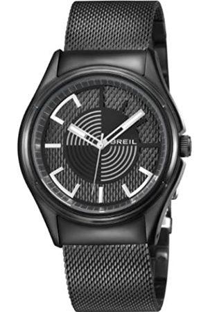 Breil Men's Quartz Watch with Dial Analogue Display and Bracelet TW1062