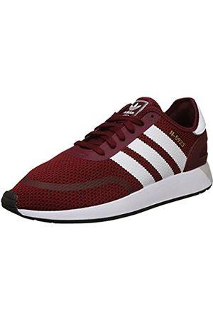 adidas Unisex Adults' N-5923 Low-Top Sneakers, (Bordeaux/Weiß Bordeaux/Weiß)