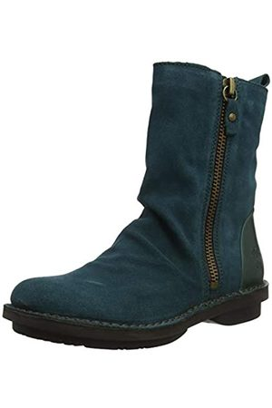 Fly London Women's FADE966FLY Ankle Boots, (Petrol 008)