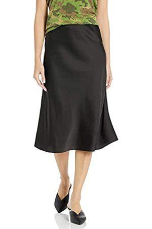 The Drop Women's Maya Silky Slip Skirt