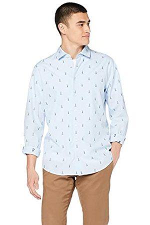 BOSS Men's Mypop_2 Casual Shirt