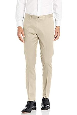 Buttoned Down Skinny Fit Non-iron Dress Chino Pant Khaki