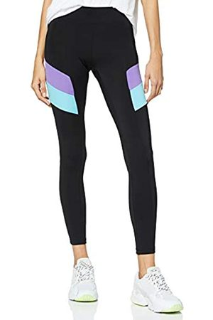 Urban classics Women's Leggings Ladies Color Block Yoga-Hose