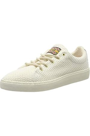 SCOTCH & SODA FOOTWEAR Women's Laurite Trainers, (Ivory S21)