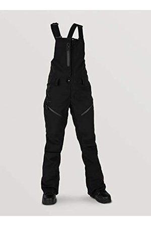 Volcom Women's Elm Gore-tex Bib Overall Snowpant - - XS