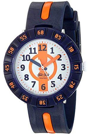Flik Flak Boys Analogue Quartz Watch with Plastic Strap FCSP078
