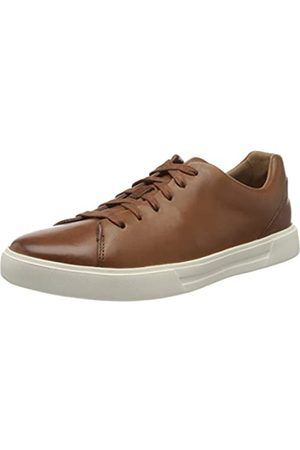 Clarks Men's Un Costa Lace Low-Top Sneakers, (British Tan Leather)