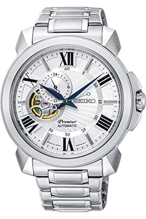 Seiko Mens Analogue Automatic Watch with Stainless Steel Strap SSA369J1
