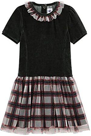 Petit Bateau Girl's Robe Mc_5120501 Dress