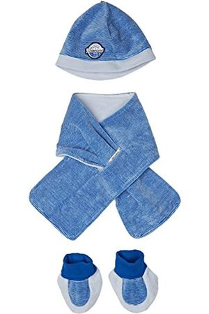 Timberland Baby Boys' ENS. Bonnet+ECHARPE+Chaussons Hat