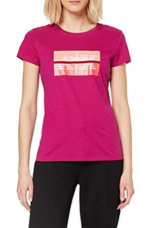 Armani Women's Pyramid Logo T-Shirt