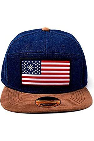 Bioworld FAR CRY 5 American Flag Denim Snapback Baseball Cap