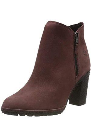 Timberland Women's Tillston Zip Ankle Boots, (Dark Nubuck)