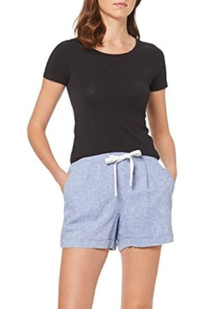 Dorothy Perkins Women's Plain Chambray Shorts