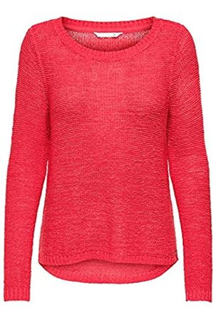 Only Women's Onlgeena Xo L/s Pullover KNT Noos Sweater