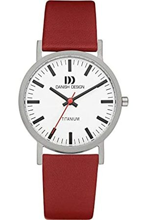 Danish Design Men's Quartz Watch 3316322 with Leather Strap