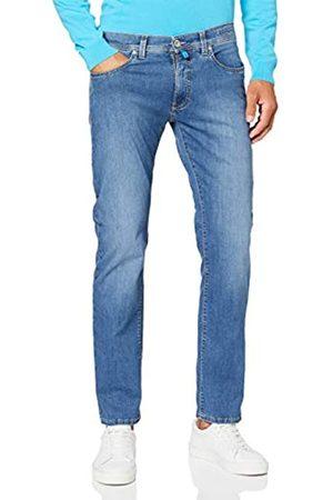 Pierre Cardin Men's Lyon Tapered Futureflex Strech Denim Tapered Tapered Fit Jeans