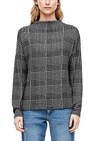 s.Oliver Women's 14.912.31.2718 Long Sleeve Top