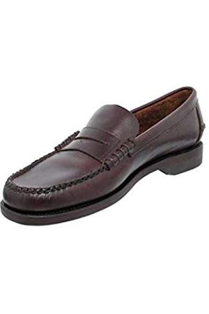 Sebago Classic, Men Loafers, Beige (Burnt Ivory Leather)