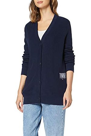 Tommy Hilfiger Women's Tjw Embroidered Cardigan