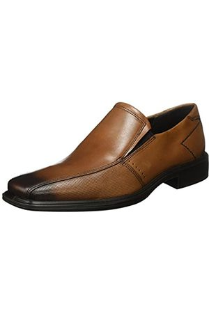 Ecco Men's Minneapolis Loafers (Amber) 10-10.5UK (44 EU)